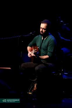 گزارش تصویری «موسیقی ایرانیان» از کنسرت «آنتونیو زومباخو» در جشنواره موسیقی فجر«آنتونیو زومباخو» از امید خواند