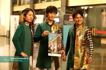 گزارش تصویری «موسیقی ایرانیان» از کنسرت گروه «سای» کشور ژاپن در جشنواره موسیقی فجرزلزله چند ریشتری طبلهای ژاپنی در پایتخت!