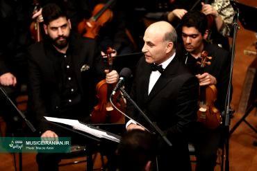 گزارش تصویری «موسیقی ایرانیان» از کنسرت ارکستر «نغمه باران» در جشنواره موسیقی فجرارکستر «نغمه باران» به صدا درآمد