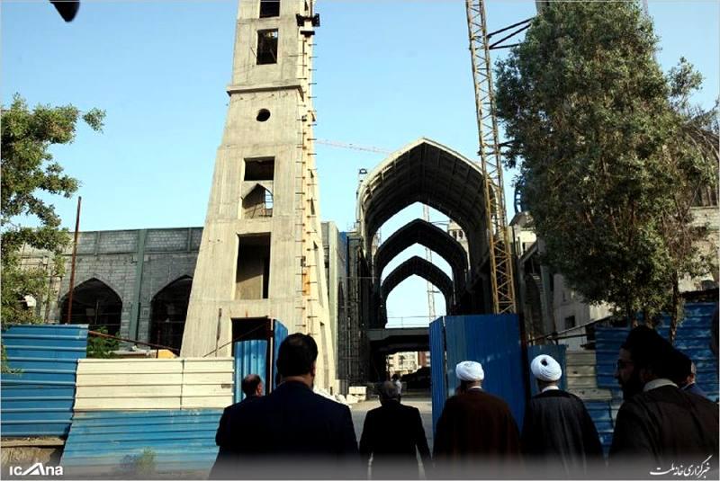 گزارش تصویری/ بازدید اعضای کمیسیون فرهنگی مجلس از پروژه های فرهنگی نیمه تمام استان هرمزگان