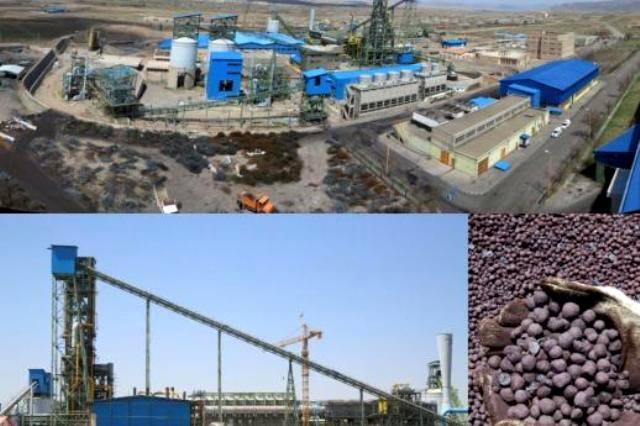 کارخانه فولاد میانه شنبه با حضور معاون اول رئیس جمهوری و وزیر صنعت  افتتاح میشود