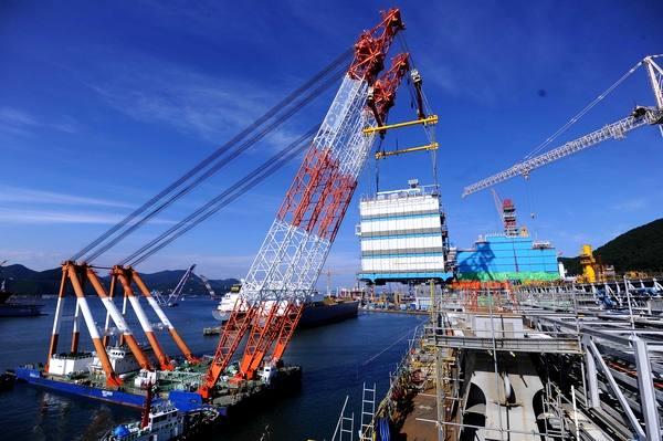 امضای احداث اولین واحد FLNG با شرکت نروژی؛ طی هفته آینده