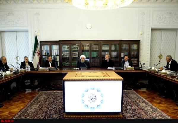 جلسه مشترک ستاد اقتصادی دولت و هیات رییسه کمیسیون تلفیق برگزار شد
