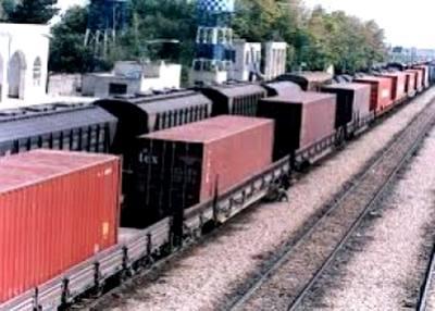 امسال افزون بر 7 میلیون تن کالا ازطریق راه آهن صادر شد