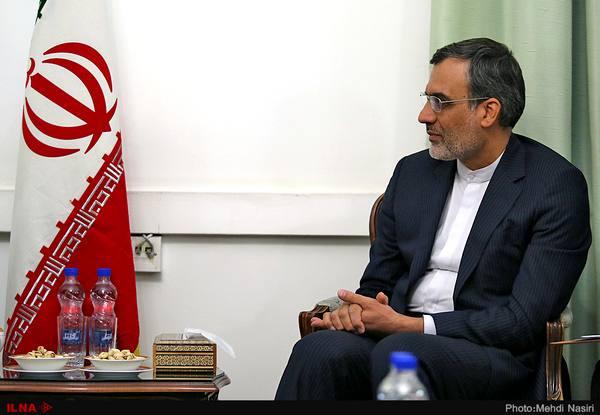 جابری انصاری با مقامهای وزارتخارجه ترکیه دیدار کرد