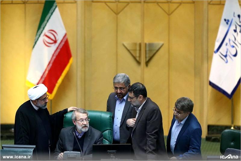 گزارش تصویری/ بیست و یکمین جلسه بررسی جزئیات لایحه برنامه ششم در صحن علنی مجلس