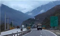 ترافیک روان در اغلب جادهها/ انسداد ۶ محور و افزایش تردد ناوگان عمومی در محورهای مواصلاتی