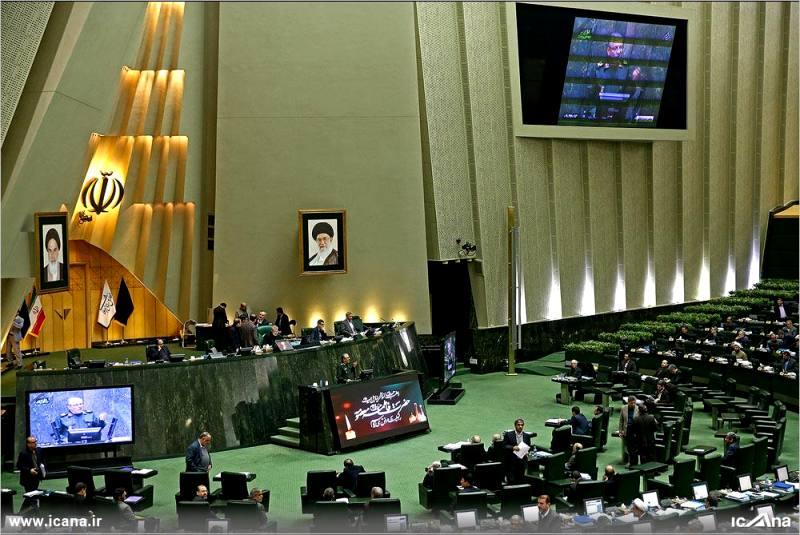 گزارش تصویری/ سی و نهمین جلسه بررسی جزئیات لایحه برنامه ششم در صحن علنی مجلس