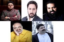خوانندههایی که با تیتراژهای رمضانی به تلویزیون آمدند