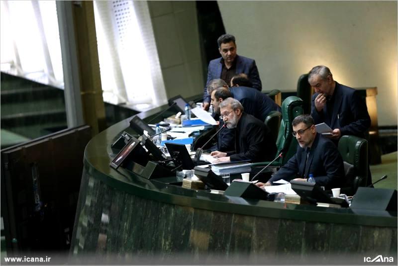 گزارش تصویری/ گزارش تصویری/ چهلمین جلسه بررسی جزئیات لایحه برنامه ششم در صحن علنی مجلس