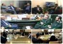 دیدارهای فشرده رئیس مجمع نمایندگان مازندران با مقامات نظامی، اجرایی، نظارتی و صنفی و بخش خصوصی استان