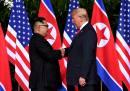 ترامپ: رهبر کره شمالی بر خلع سلاح هستهای و از بین بردن موشکهای بالستیک متعهد شد