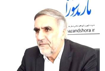 مردم ساری و مازندران حماسه ای بزرگتر می آفرینند/ پیروزی آقای روحانی را به روشنی می بینیم