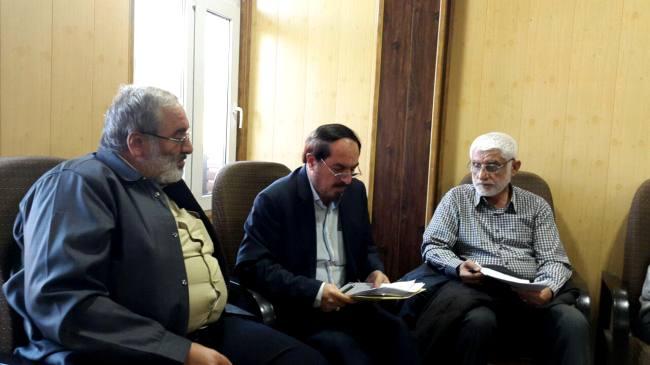 تشکیل ستاد انتخابات جبهه پیروان خط امام و رهبری و تشکلهای همسو در استان مازندران +تصاویر
