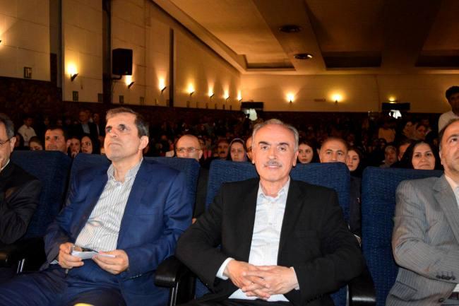 جشن میلاد امام زمان (عج) در سینما سپهر ساری برگزار شد