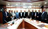 حمایت 12 عضو از 13 عضو شورای شهر بابل از حسین نیازآذری + جزئیات و تصاویر