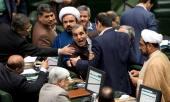 چه کسانی در مازندران از تخریب نماینده ی ملی سود می برند!/ پشت پرده ی تصویر جنجالی انتخابات هیات رئیسه ی مجلس