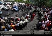 بلاتکلیفی خانوادههای داغدار معدن یورت آزادشهر از دریافت مستمری و حق بیمه