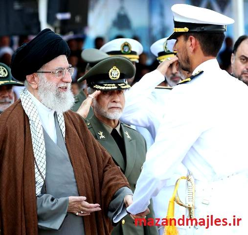 اگر ایمان نباشد، نیروهای مسلح روحیهی ضعیفکشی پیدا خواهند کرد/ ایران اگر بخواهد عکس العمل نشان دهد خشن و سخت خواهد بود + تصاویر