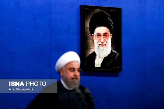 لحن ها را دوستانه و برادرانه تر کنیم/ مردم ایران آینده خود را در کنار صندوق های رای رقم زدند + گزارش تصویری و ویدئو سخنرانی