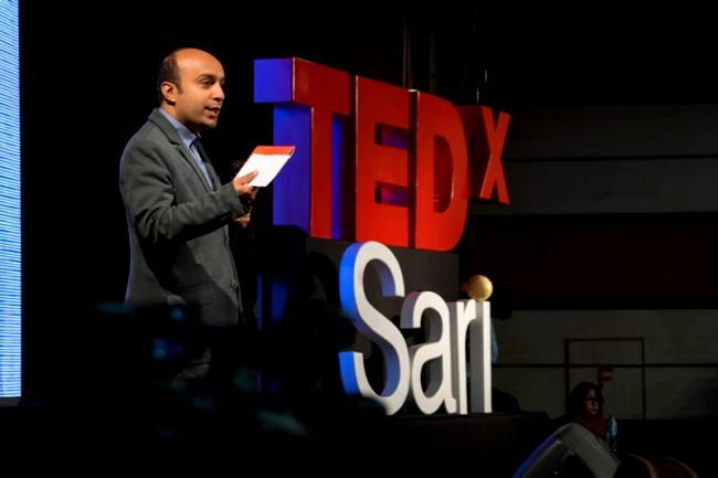 TEDx Sari؛ رویدادی جهانی در شهر