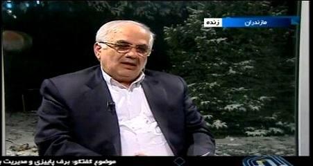 از تکذیب تا گلایه ربیع فلاح پیرامون بحران برف/ روابط عمومی استانداری مازندران یخ زد!
