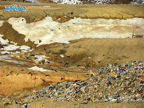 سکوت 11 سالهی علوم پزشکی مازندران نسبت به انتقال نامناسب زباله و سلامت مردم