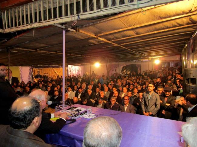 علی پروین: آمدم تا بگویم از یوسفنژاد حمایت کنید/ اصغرزاده: رهبری پس از شنیدن گزارش 6 ساعته از عملکرد دولت احمدینژاد گریست
