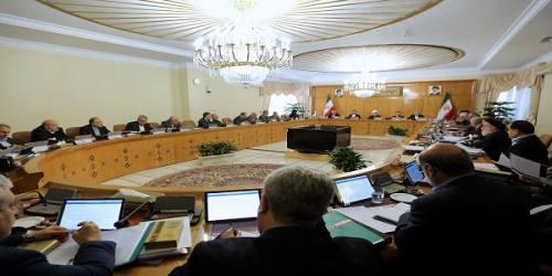 دولت با اصلاحات تغییرات تقسیماتی در ۱۲ استان موافقت کرد