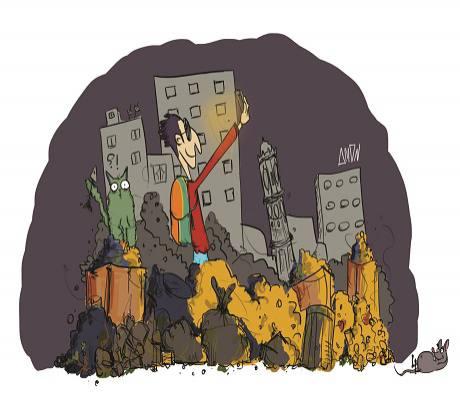 پسماند، همچنان در صدر معضلات استان
