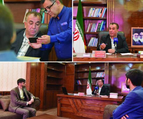 ببینید|گفتوگو با دکتر علی اصغر منصوری، شهردار آزاد شهر استان گلستان (قسمت سوم، پایانی)