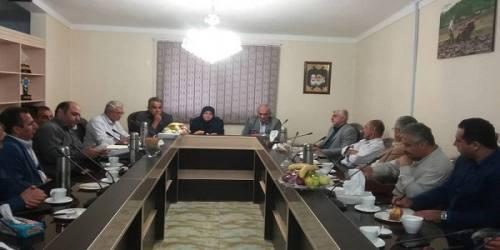 برگزاری نخستین جلسه شورای هماهنگی جبهه اصلاحات مازندران با حضور رحمان زاده