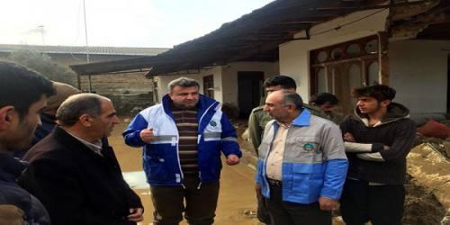 حسین زادگان الگوی تمام عیار برای همه مدیران در شرایط بحرانی است / رسانههای محلی مازندران در سیل اخیر نمره قابل قبولی دارند