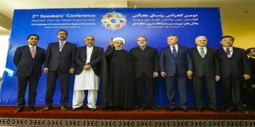روحانی: بنا نداریم گستاخی آمریکا را تحمل کنیم