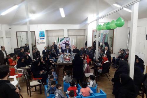 نشست صمیمی استاندار و مدیرکل بهزیستی مازندران با کودکان بی سرپرست در شب یلدا