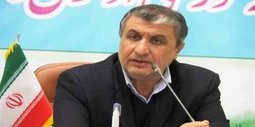 وزیر راه: تسریع در تعریض محور کیاسر برنامه اصلی وزارت راه در سال ۹۸ است
