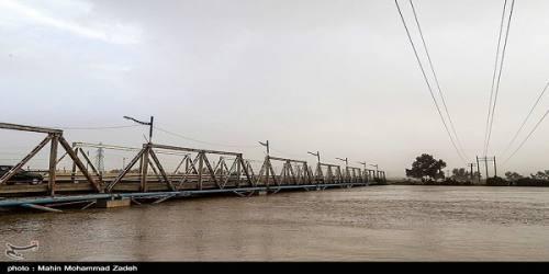 سیلاب بالغ بر ۶۰۰ میلیارد ریال به تاسیسات شهری و روستایی مازندران خسارت زد