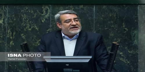 انتقاد وزیر کشور از توقف دو ساله لایحه مدیریت پسماند در مجلس