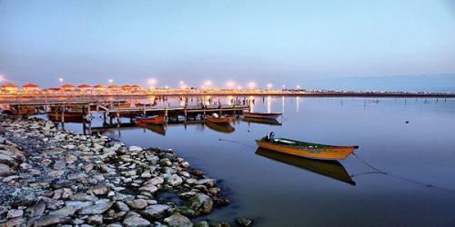 مجوز احداث ۳۶ اسکله گردشگری دریایی در مازندران صادر شد