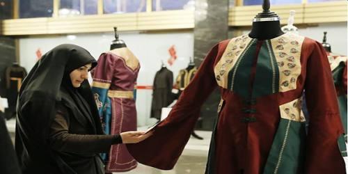 حضور طراحان مد و لباس در جمع زنان مجلس