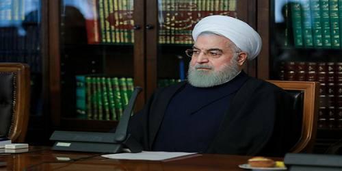 روحانی: در فضای تأمین امنیت اشتباه سقوط هواپیمای اوکراینی رخ داده است/ نیروهای مسلحِ خود را تضعیف نکنیم