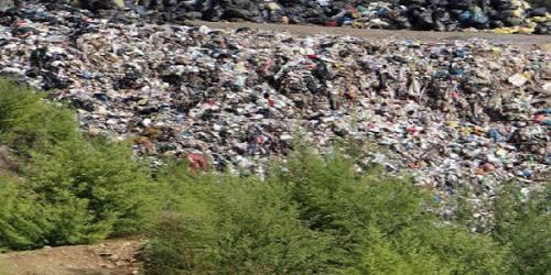 زباله و دیگر هیچ