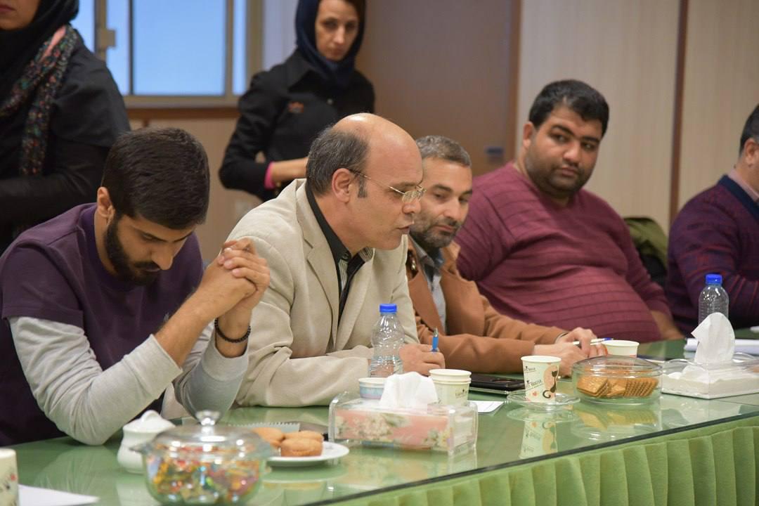گزارش تصویری نشست خبری رئیس ستاد انتخابات مازندرا در اولین روز از ثبت نام داوطلبان ورود به مجلس