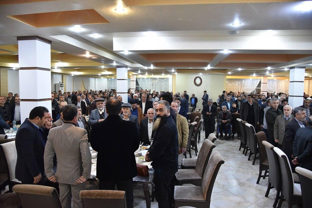 گزارش تصویری همایش هفته بسیج با حضور فرماندهان، بسیجیان و فعالان پایگاه های بسیج