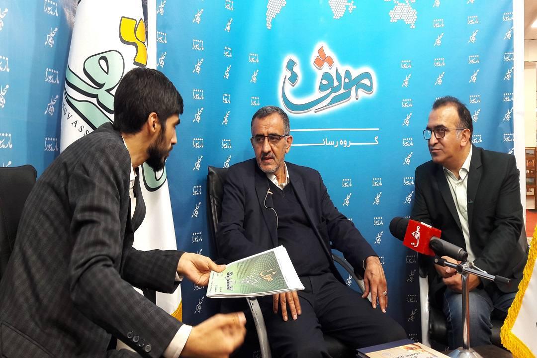 گزارش تصویری روز چهارم نمایشگاه کتاب، مطبوعات و خبرگزاری ها