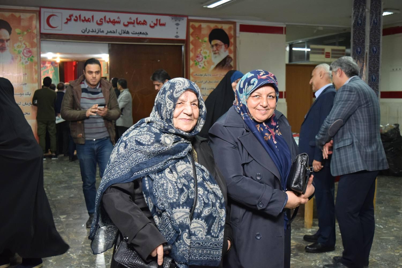 همایش زینب الگوی مادرانگی/ آیین نکوداشت مقام پرستار