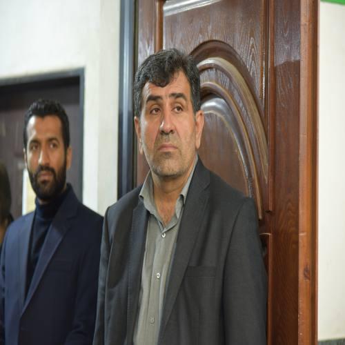 اولین سالگرد درگذشت پدر علی بابایی کارنامی برگزار شد