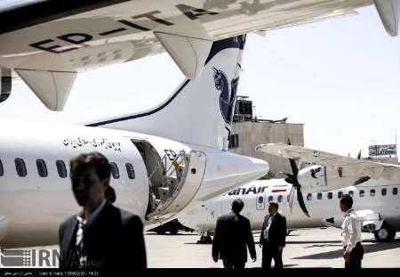قائم مقام وزیر راه: 7 فروند هواپیمای نو برای 7 هزار نفر اشتغالزایی دارد