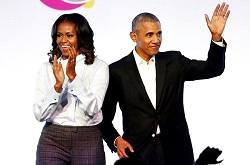 اوباما کمپانی تولید فیلم زد/ همکاری میشل و باراک با نتفلیکس