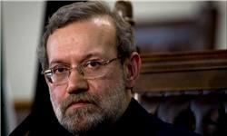 لاریجانی درگذشت همشیره نماینده اراک را تسلیت گفت